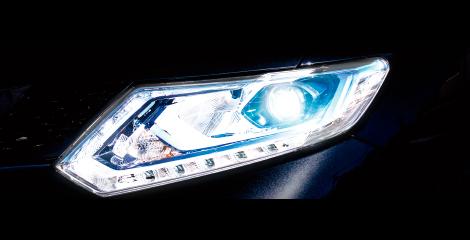 車検にも対応、光量を維持